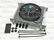 Oil Cooler Fan
