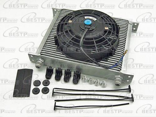 Oil Cooler Fan Ebay