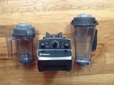 Vitamix 5200 Wet And Dry Containers + Extras!!