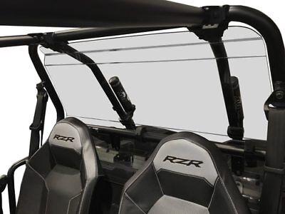 Spike Polaris RZR 900/1000 (New Style) Rear Windshield-GP