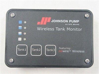 JOHNSON PUMP WIRELESS TANK MONITOR MARINE BOAT Marine Tank Monitors