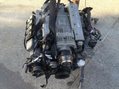 E55 Amg Engine Ebay