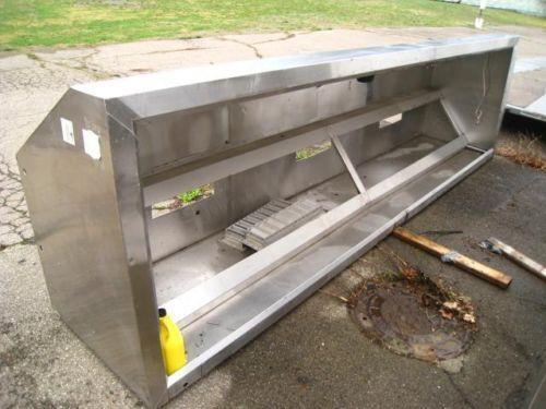 Vent Hood Exhaust Fans Commercial ~ Used commercial vent hoods ebay