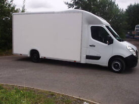 Huge Van! Man with a Van, House Removals, Office Removals, Removals, Courier, Delivery, Collection