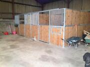 Used Stables