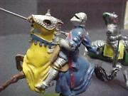 Vintage Metal Toy Soldiers