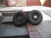 Trailer Wheel 10