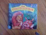Disney Animated Storybook