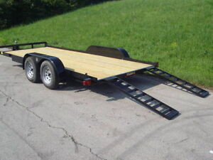 Automobile Transport - Open & Enclosed Trailers Available