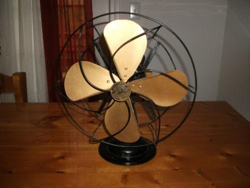 Hunter Oscillating Fan Ebay