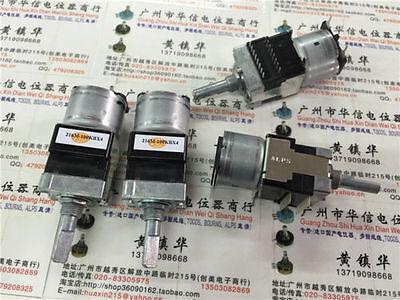 Japan Alps Motor Volume Potentiometer 100k4 Channel Volume Motor Knob 4.5v 6v