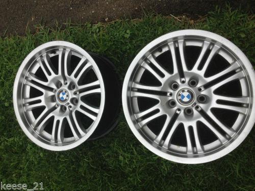 Bmw E46 M3 Wheels 18 Ebay