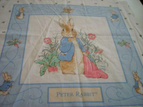 Peter Rabbit Fabric Ebay