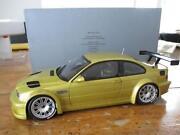 BMW M3 GTR 118