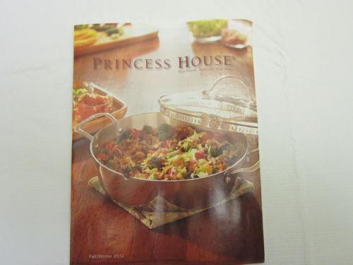 Princess House Catalog Ebay