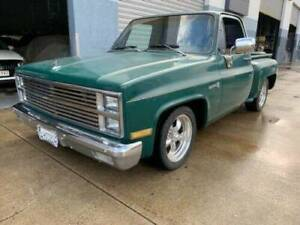 1982 CHEVY / GMC SHORT BED STEP SIDE PICK UP Southport Gold Coast City Preview