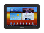 Samsung Galaxy Tab 8.9 LTE 32GB, Wi-Fi + 3G (Unlocked), 8.9in - Black