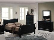 Louis Phillipe Bedroom Set