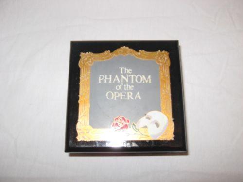 Phantom of The Opera Music Box | eBay