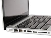 "APPLE MACBOOK PRO POWERFUL CORE i5 2.5GHZ 256GB SSD 16GB RAM 13.3"" El Capitan OS"