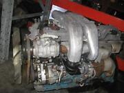 Toyota Turbo Diesel Engine