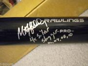 Matt Holliday Bat
