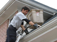 Eavestrough & Roof Repair person wanted  for the winter!!