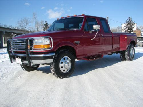 1995 ford f350 ebay. Black Bedroom Furniture Sets. Home Design Ideas