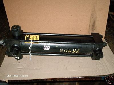 Parker Hydraulic Cylinder Ser 2H #3.25CDTHS14ACX 14.000