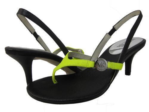 Neon Yellow Sandals   eBay
