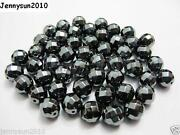 4mm Faceted Gemstone Beads