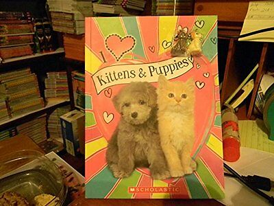 I Love Kittens & Puppies Activity Booklet (include (I Love Puppies)