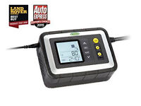 RING RSC612 SMART BATTERY CHARGER WITH ANALYSER INTELLIGENT 12v 12AMP UP TO 5.0l