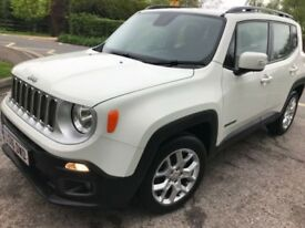 2016 JEEP RENEGADE 11,000 MILES ONLY IMMACULATE CONDITION