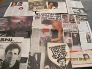 Stallone Clippings