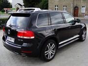 VW Touareg Spoiler