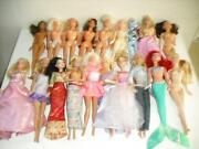 Large Barbie Lot