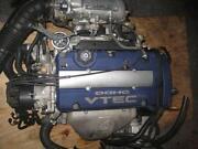Honda Prelude Engine