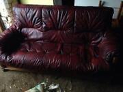Wooden Framed Sofa