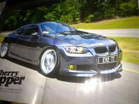 Twin-Turbo BMW 335i Coupe featured on Performance BMW magazine