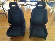 Integra Type R Seats