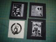 Punk Patches Lot