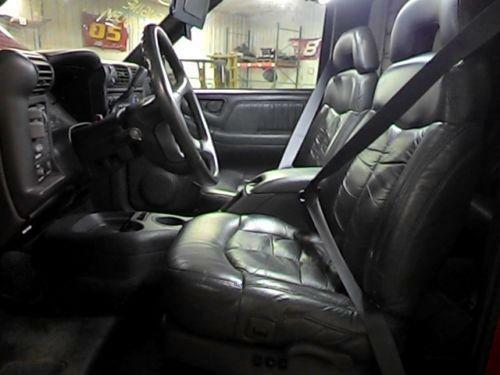 1996 Chevy S10 Seats Ebay
