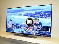 "55"" Samsung 4k Ultra HD LED smart WiFi freeview built in"