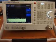 Spektrumanalysator