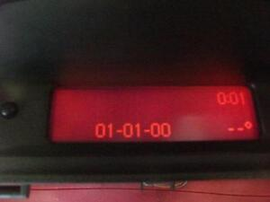 Peugeot 206 Clock Wiring Diagram : Peugeot display vehicle parts accessories ebay