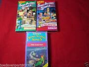 Disney Sing Along Songs VHS