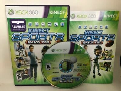 Used, Kinect Sports: Season Two (Microsoft Xbox 360, 2011) for sale  Shipping to Nigeria