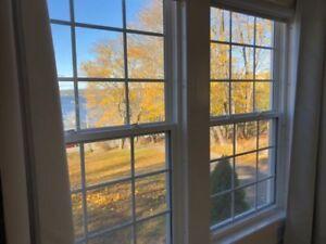Beautiful IGMAC windows - varying sizes