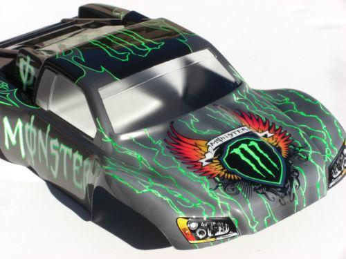 Custom Traxxas Slash Body - #traffic-club